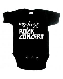 Body bebè Rock my first rock concert