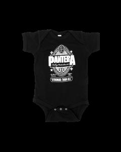 Body bebè Pantera Stronger Than All