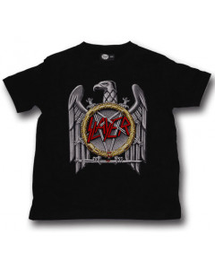 T-shirt bambini Slayer Silver Eagle Slayer