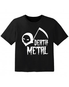T-shirt Bambini death metal